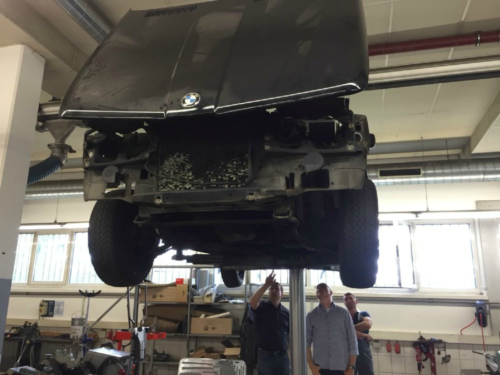 E21 Black Beauty - Fotostories weiterer BMW Modelle