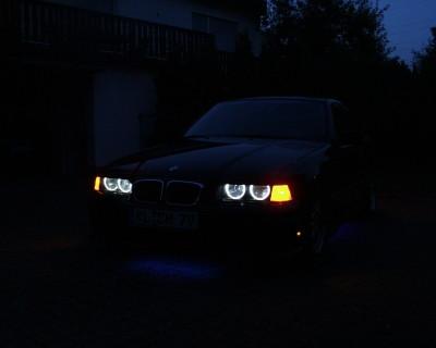 316i Compact - 3er BMW - E36