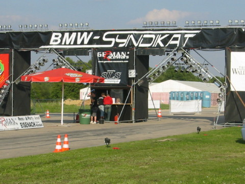Orga-CREW Pics - BMW-Syndikat RaceWars 2005 - Fotos von Treffen & Events