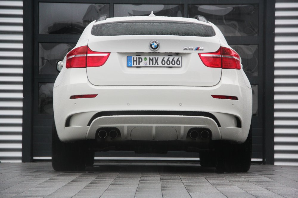 X6M - Coupe (SAC) - 700 PS V8 Twin-Turbo (STEALTH) - BMW X1, X3, X5, X6