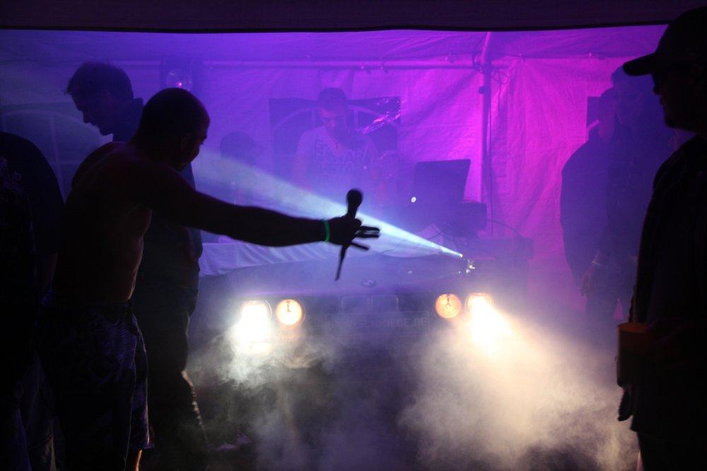 Die coolsten Camping-Lounges @ AF 2012 - Fotos von Treffen & Events