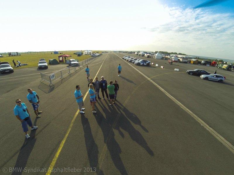Luftaufnahmen AF 2013 - Fotos von Treffen & Events