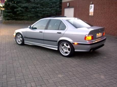 RIP =>320i Limousine - 3er BMW - E36 -
