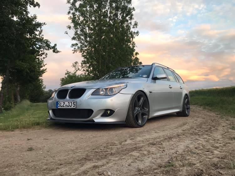 550i Touring Schalter - 5er BMW - E60 / E61