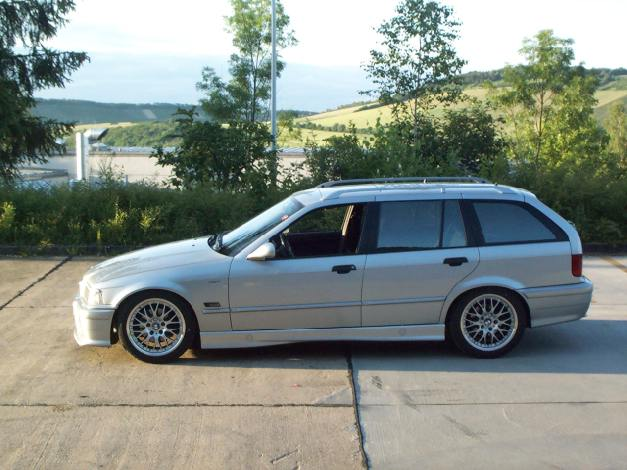 e36 325 tds touring 3er bmw e36 touring tuning fotos bilder stories. Black Bedroom Furniture Sets. Home Design Ideas