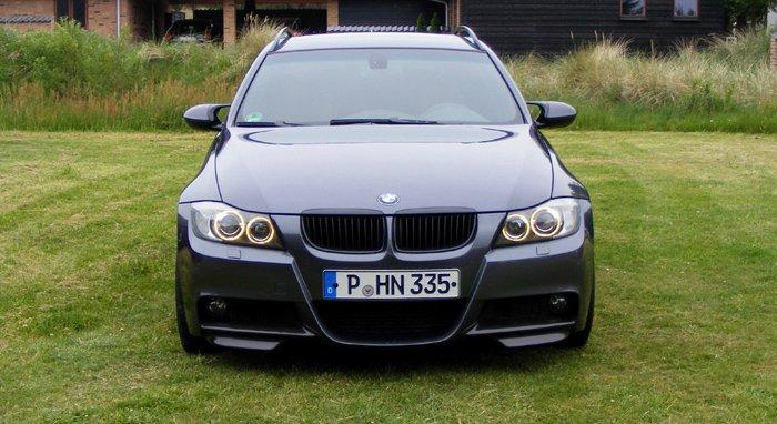 BMW 335i Performance Parts Touring - 3er BMW - E90 / E91 / E92 / E93