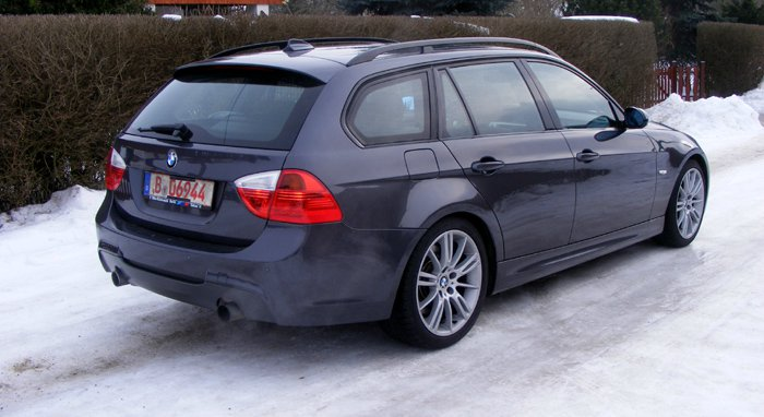 BMW 335i Performance Parts Touring - 3er BMW - E90 / E91 / E92 / E93
