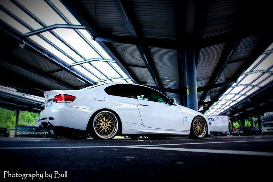 Summer Stance - Winter Stealth - 3er BMW - E90 / E91 / E92 / E93