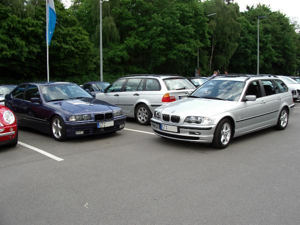 Fozzy´s  Ex Compact - 3er BMW - E36 -