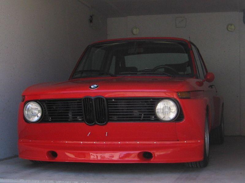 BMW 2002 ti - Fotostories weiterer BMW Modelle