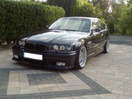 BMW E36 328i Coupé