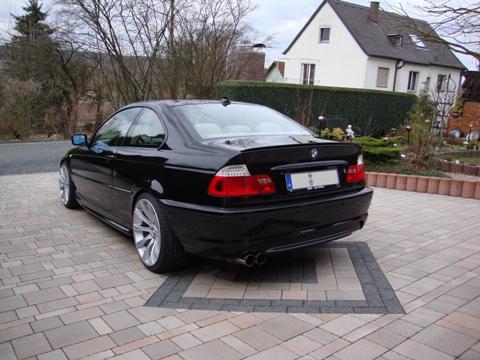 "330 Facelift Coupé 19"" M5, Navi+TV, Eisenmann SS - 3er BMW - E46"