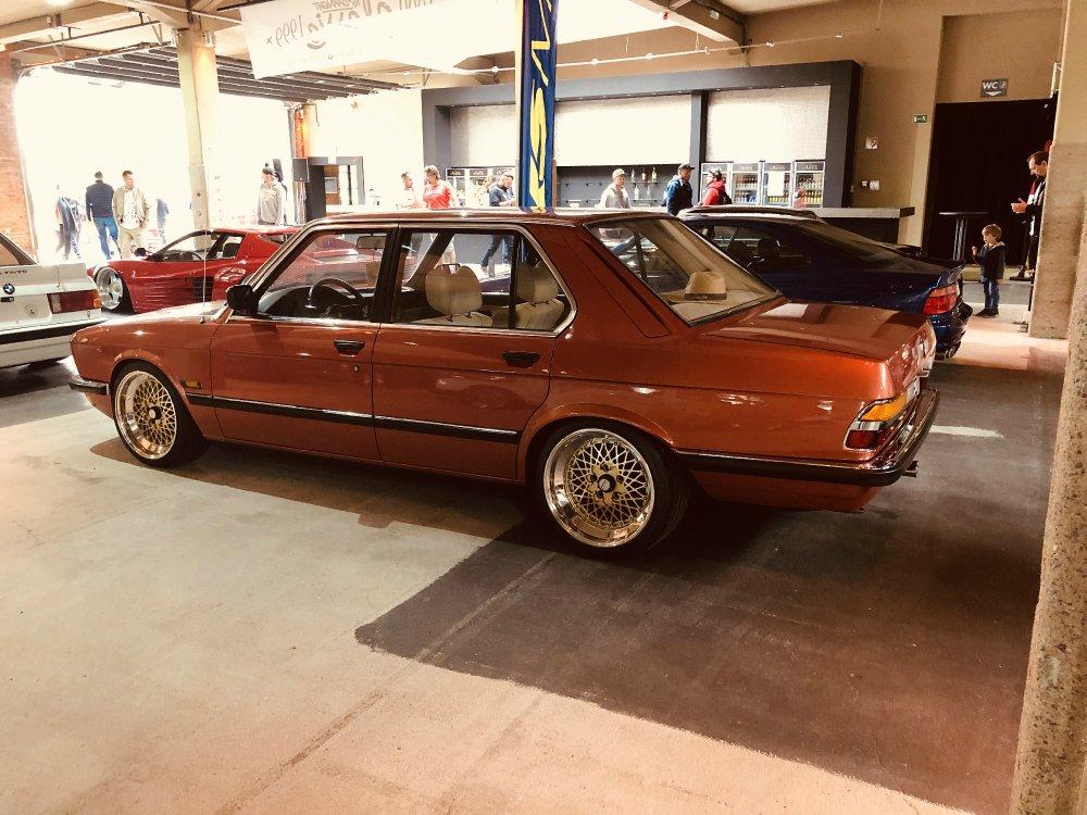 BMW E28 535iA - Fotostories weiterer BMW Modelle
