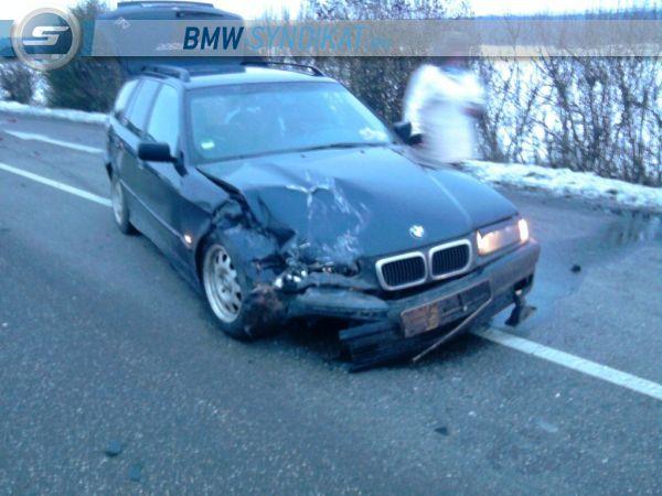 E36 316 Touring - 3er BMW - E36