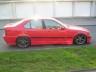 Meine Limo Schönheit auf 4 Reifen - 3er BMW - E36 -