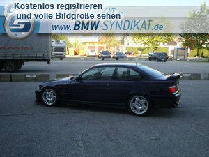 Bmw M3 Gt Optik 3 2l 3er Bmw E36 Quot M3 Quot Tuning Fotos Bilder Stories