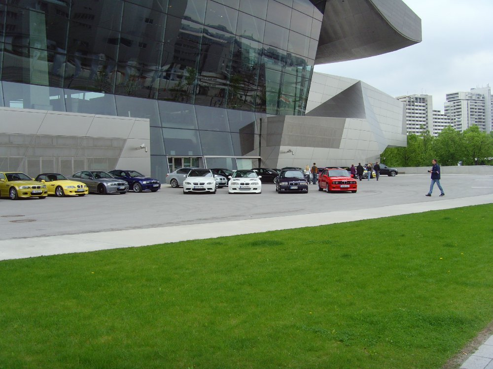 BMW M3 GT Optik 3,2l - 3er BMW - E36