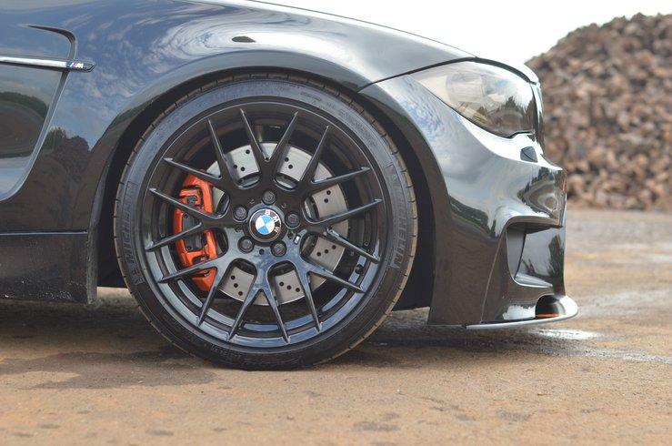 Black Beast - 1er BMW - E81 / E82 / E87 / E88