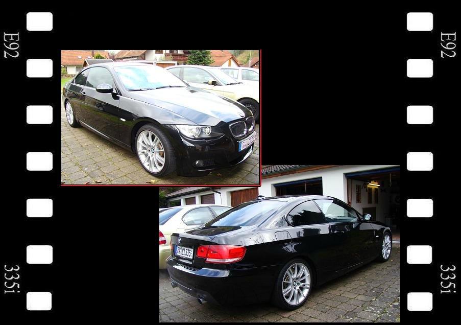 Black Racer... - 3er BMW - E90 / E91 / E92 / E93