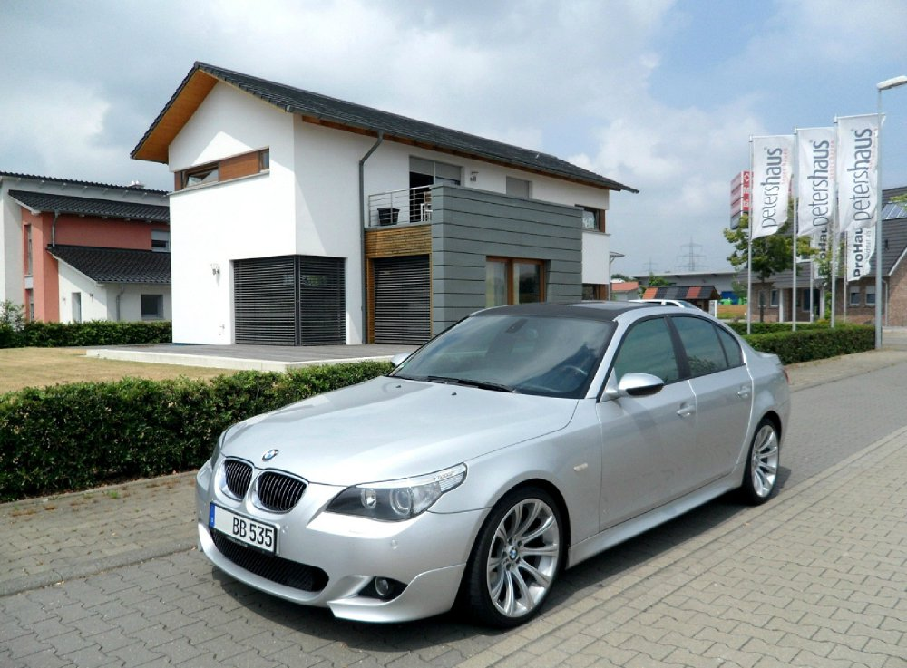 bmw 535d m paket m5 m6 felgen zimt braun 5er bmw. Black Bedroom Furniture Sets. Home Design Ideas