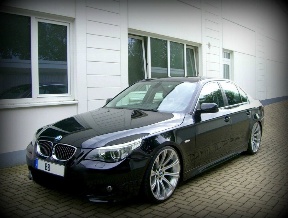 bmw 525d m paket saphirschwarz zimt leder 5er bmw. Black Bedroom Furniture Sets. Home Design Ideas