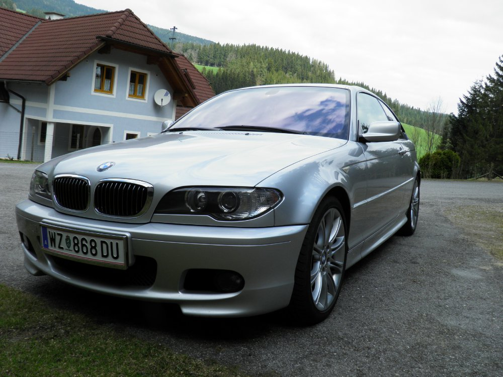 e46 coupe 330d 3er bmw e46 coupe tuning fotos bilder stories. Black Bedroom Furniture Sets. Home Design Ideas