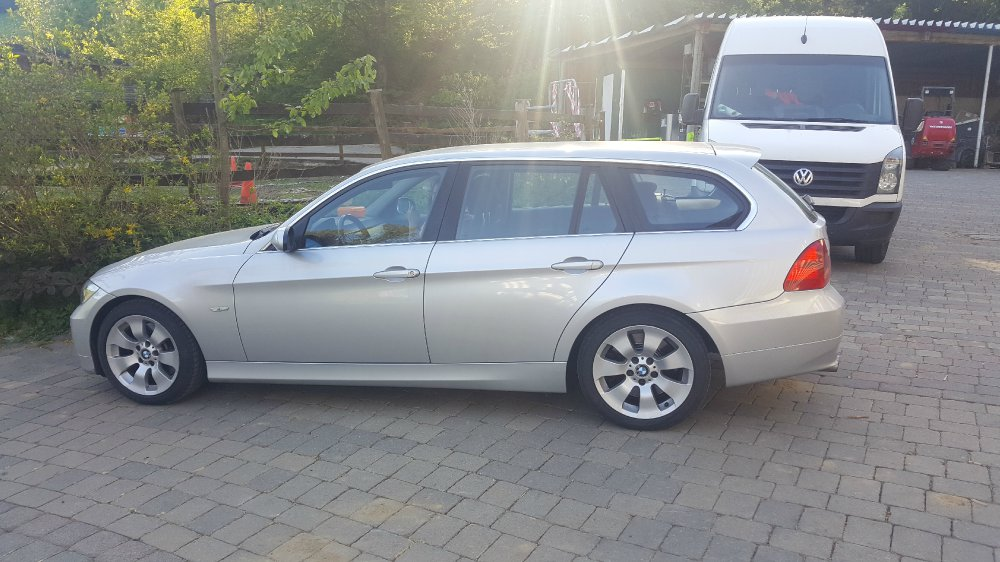 Mein erster E91 Diesel! - 3er BMW - E90 / E91 / E92 / E93