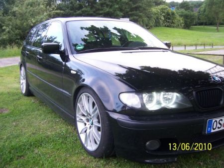 e46 touring mit m193 felgen 3er bmw e46 touring. Black Bedroom Furniture Sets. Home Design Ideas