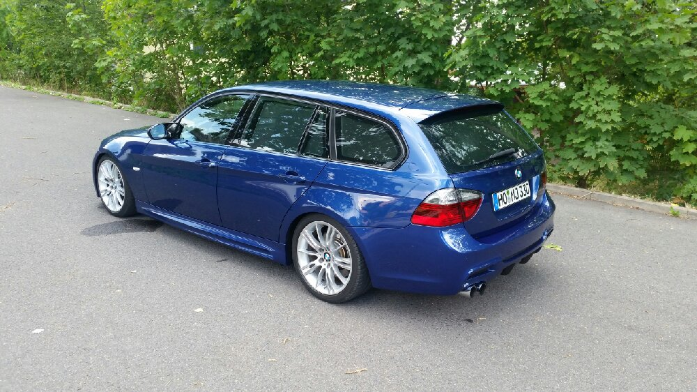 BMW e91 330xi Performance Umbau - 3er BMW - E90 / E91 / E92 / E93