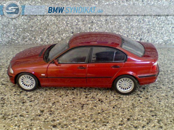 BMW 318i Sienarot - Originalzustand - 3er BMW - E46