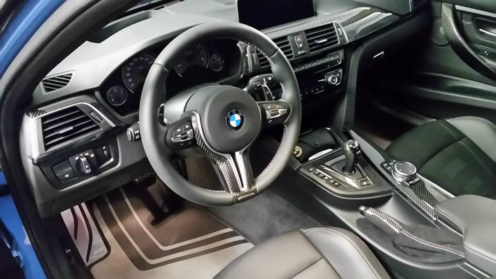 BMW F80 M3 Competition - 3er BMW - F30 / F31 / F34 / F80
