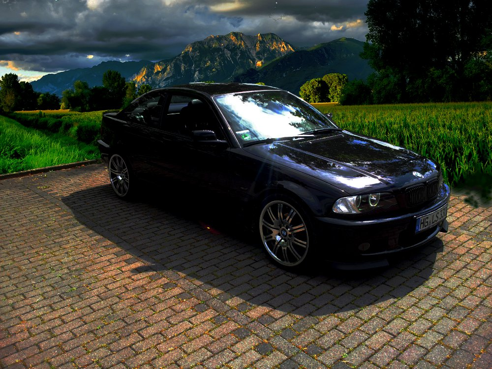 Lombo´s Widebody Stage 2 - 3er BMW - E46