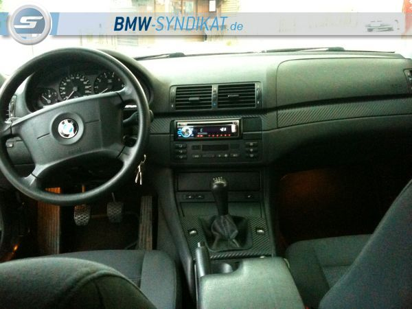 E46 320i Limo - 3er BMW - E36
