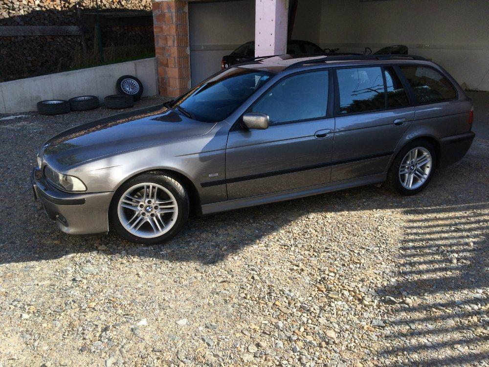Bmw 520i Touring Verkauft 5er Bmw E39 Quot Touring