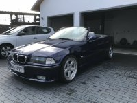 BMW e36 318i Cabrio - Update