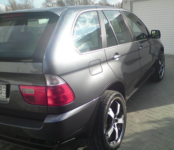 E53 4,4i - BMW X1, X2, X3, X4, X5, X6, X7