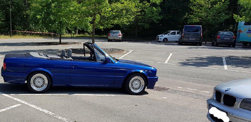 BMW E30 318i Cabrio m technic 2 - 3er BMW - E30