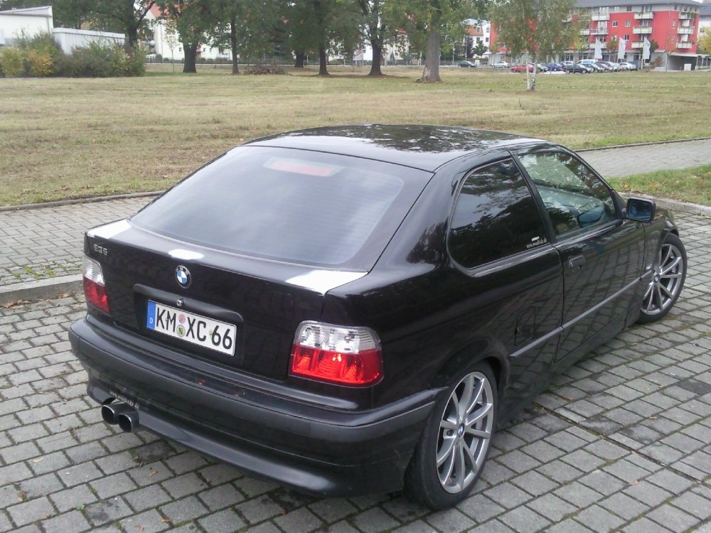 318ti die notl sung 3er bmw e36 compact tuning. Black Bedroom Furniture Sets. Home Design Ideas