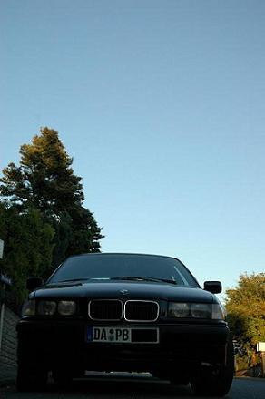 Mein Erster - 3er BMW - E36