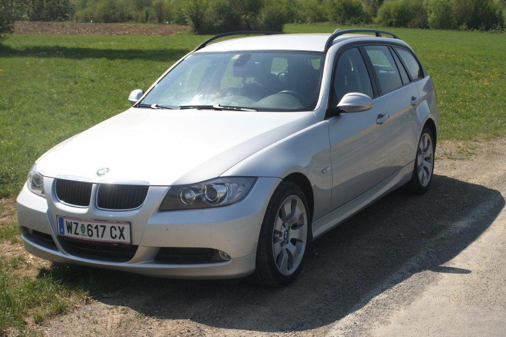 E91 320d Touring silber - 3er BMW - E90 / E91 / E92 / E93