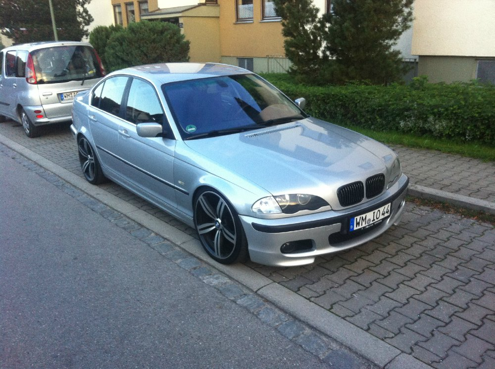 bmw e46 323i 3er bmw e46 limousine tuning fotos bilder stories. Black Bedroom Furniture Sets. Home Design Ideas