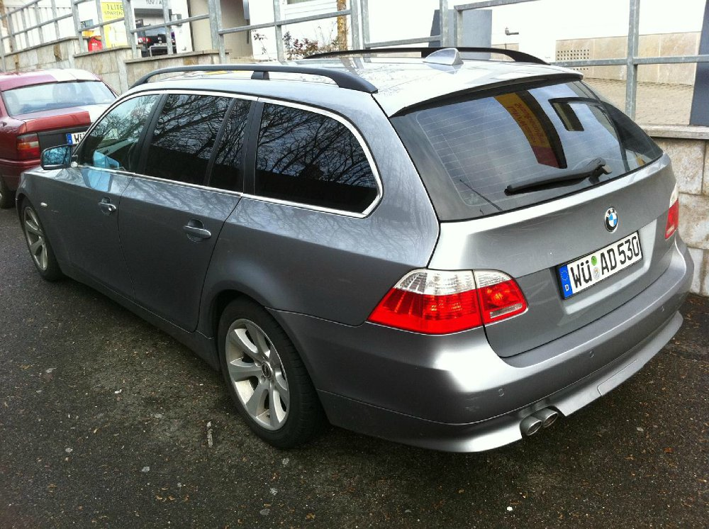 mein 530d 5er bmw e60 e61 touring tuning. Black Bedroom Furniture Sets. Home Design Ideas