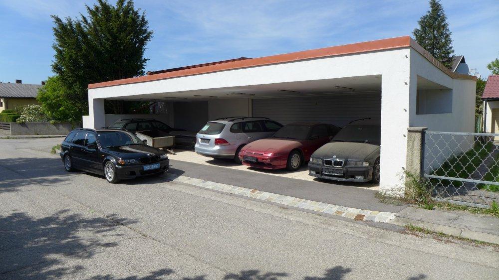 E 46 330 d Touring black series - 3er BMW - E46