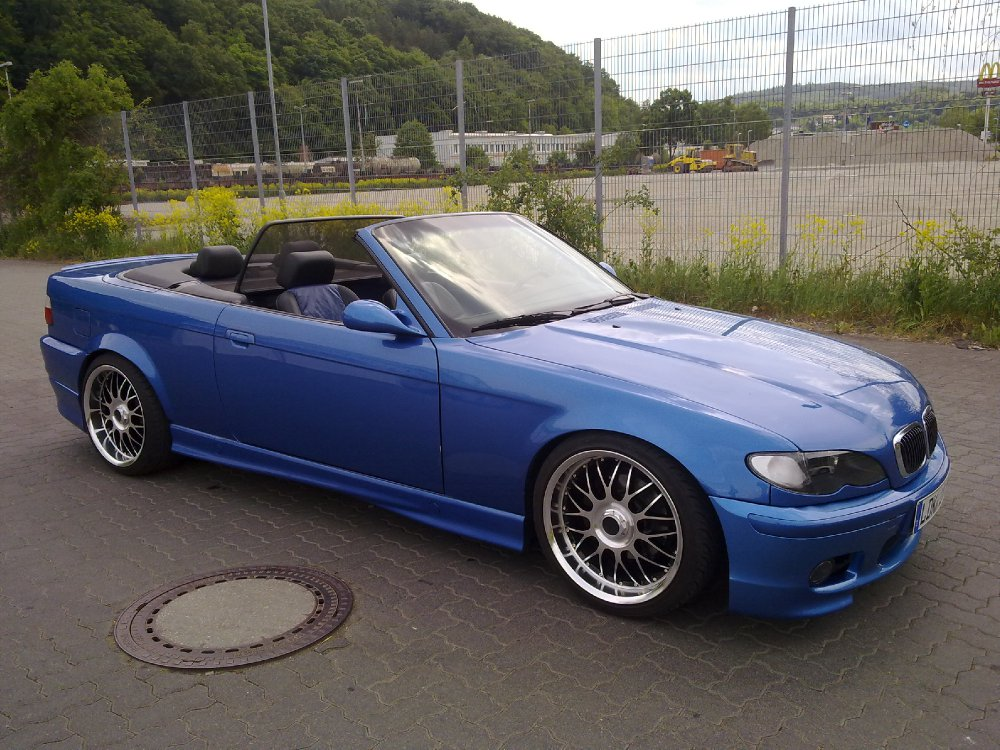 bmw e36 328i cabrio umbau e46 facelift 3er bmw e36. Black Bedroom Furniture Sets. Home Design Ideas