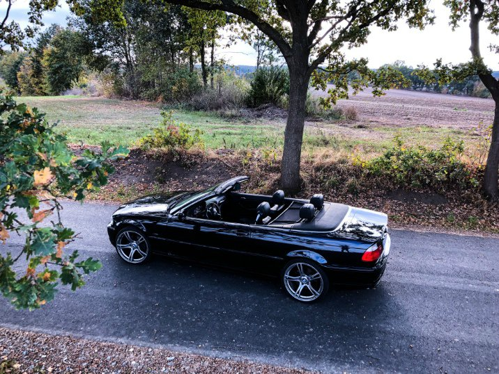 E46 323ci Convertible - 3er BMW - E46