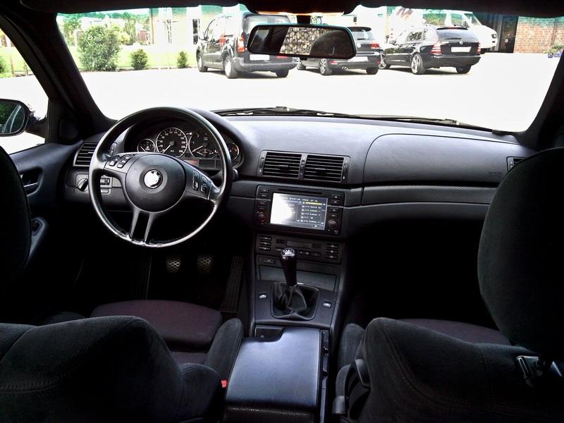 Black E46 320D - 3er BMW - E46