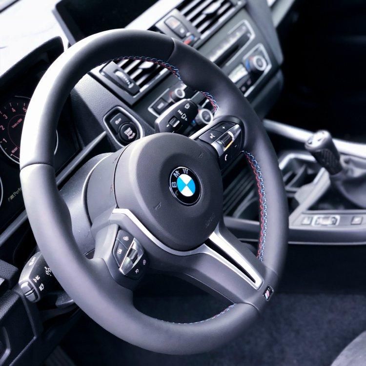 ... Grey M135i - 1er BMW - F20 / F21