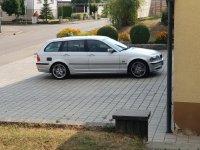 BMW-Syndikat Fotostory - Mein kleiner Digger (330i)
