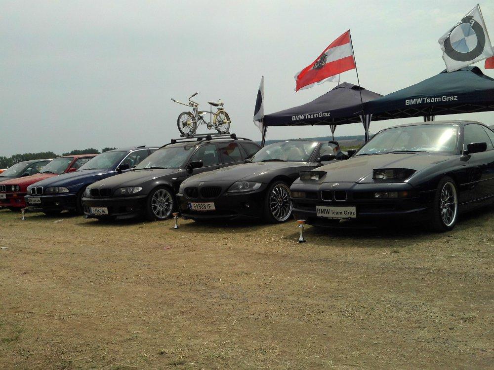 BMW Team Graz,beim Asphaltfieber! - Fotos von Treffen & Events