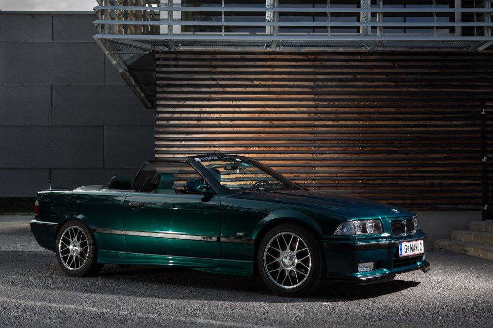 Schmornderl´s freude am offen fahren - 3er BMW - E36